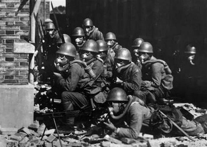 日本学者公开日军在中国发动毒气战的证据。