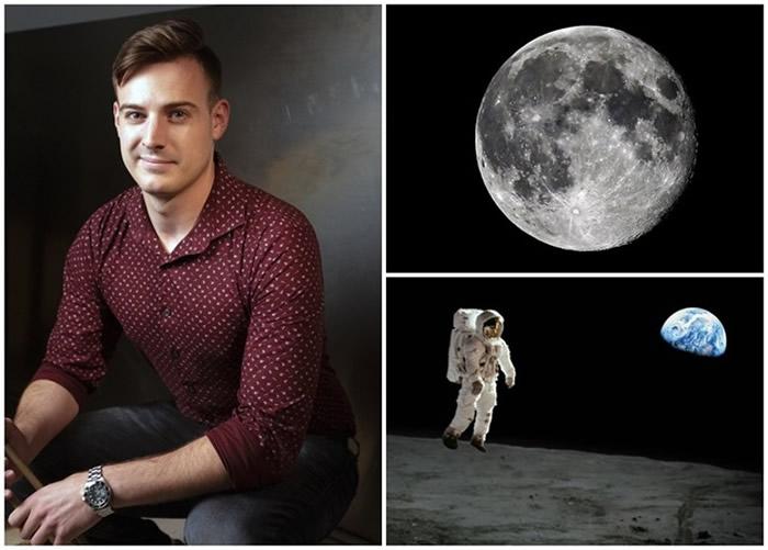"""""""风化层电解制备气体月氧"""":NASA要开发把月球土壤熔化并转变为氧气的设备"""