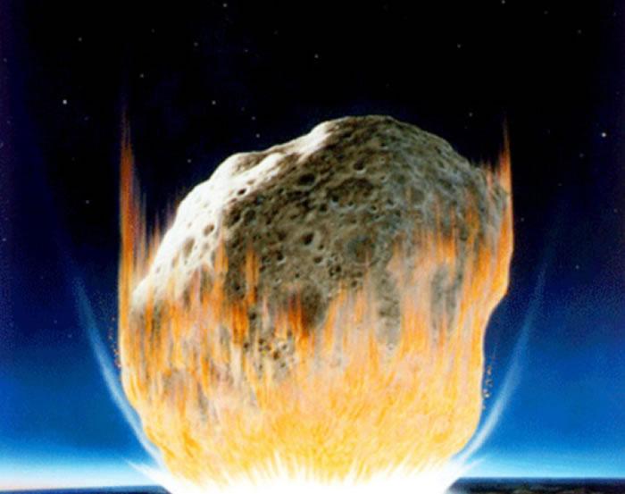 """科学家发现小行星撞击导致恐龙灭绝的""""确凿证据"""""""