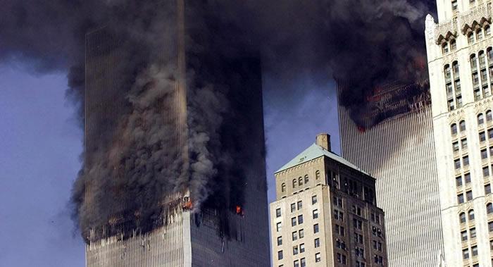 2001年美国9·11世贸中心恐袭案受害者中的大约4000人患上癌症