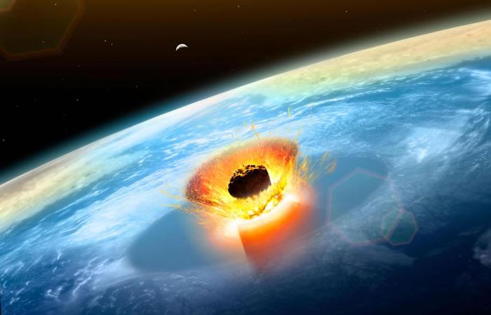 研究人员还原6600万年前巨大小行星撞击地球后24小时内发生的情况:恐龙被当场烤死