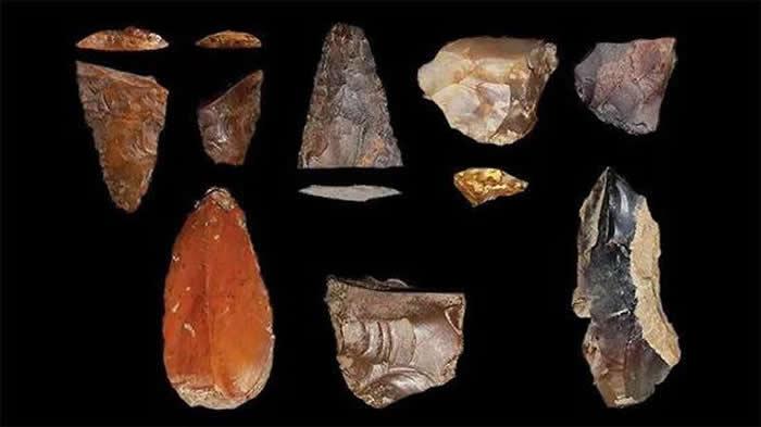 美国爱达荷州发现的石器显示古人类早在16000多年前就已经抵达美洲