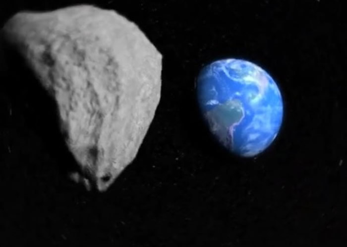 小行星2010 C01和2007 QW周末掠过地球!100年内或有878颗小行星撞向地球 1979 XB最高危