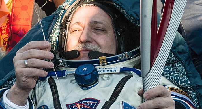 俄罗斯最有经验的航天员费奥多尔·尤尔奇欣因健康原因被除名
