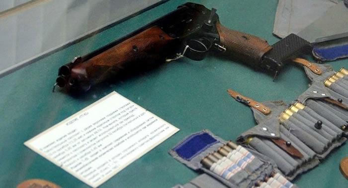 俄罗斯宇航员可能会再次配备手枪