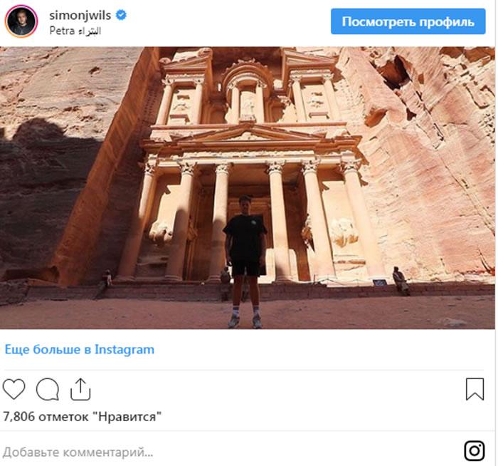 英国旅行视频博主西蒙·威尔逊用七天不到的时间参观了世界七大奇迹