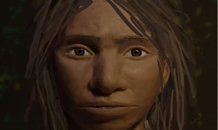 耶路撒冷希伯来大学通过分析DNA首次重建丹尼索瓦人的面部