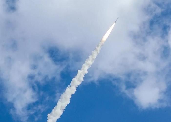 """广东珠海欧比特宇航科技股份有限公司""""珠海一号""""一箭五星成功发射升空进入预定轨道"""