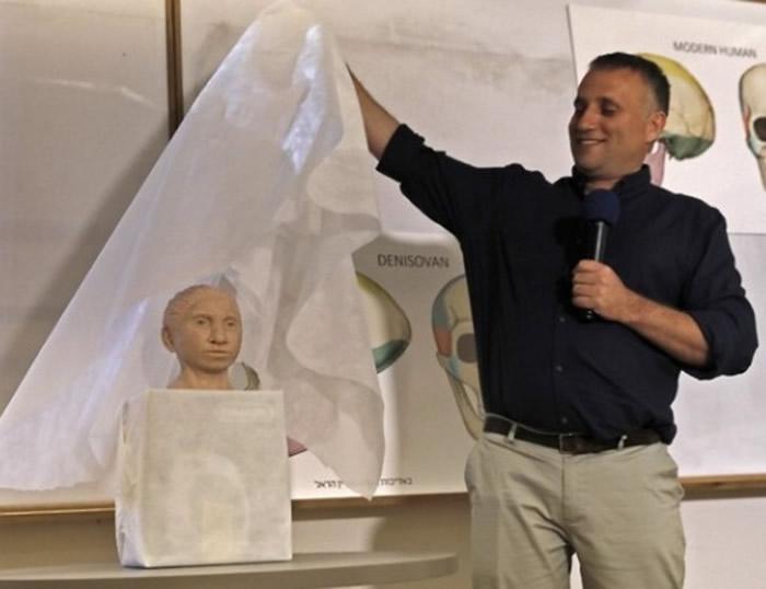 以色列科学家成功利用DNA排序重塑人类祖先近亲丹尼索瓦人容貌