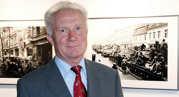 德国第一位宇航员西格蒙德•雅恩(Sigmund Jähn)逝世 享年82岁