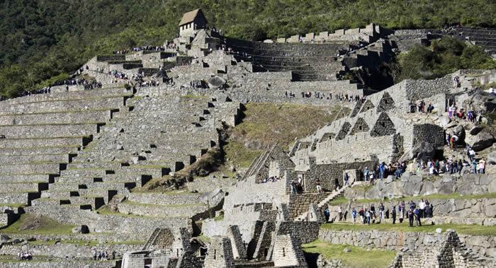地质学家解开秘鲁境内马丘比丘古城地处山隅之迷