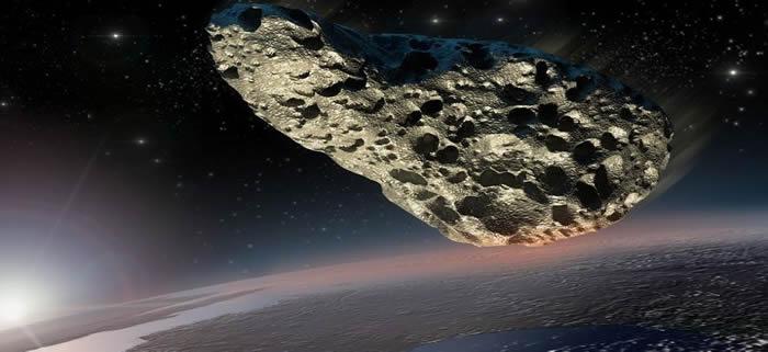巨型小行星1998 FF14在9月24日近距离掠过地球