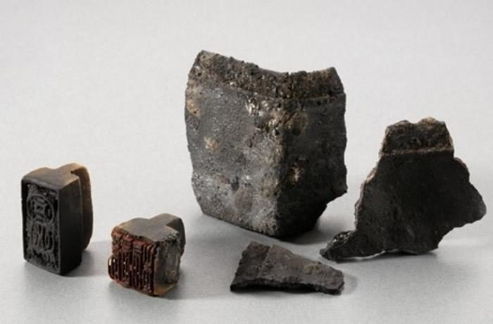 韩国济州岛西部海域发现南宋时期的印章与印章盒 推测是中国商人所用