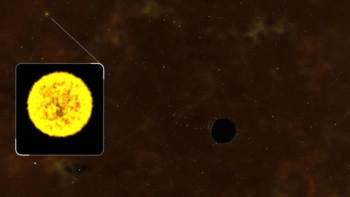 万年一遇!NASA的TESS太空望远镜观测到恒星被黑洞吞噬的过程