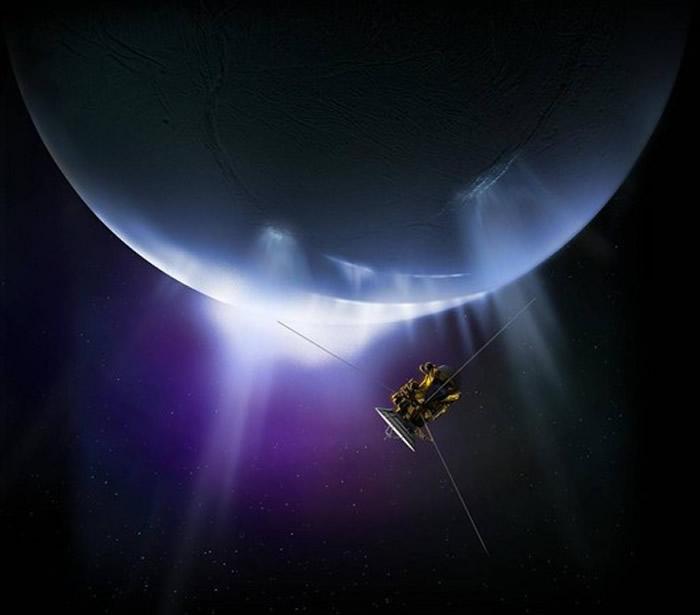 土卫二海洋发现氨基酸 有望发现地球外生命体