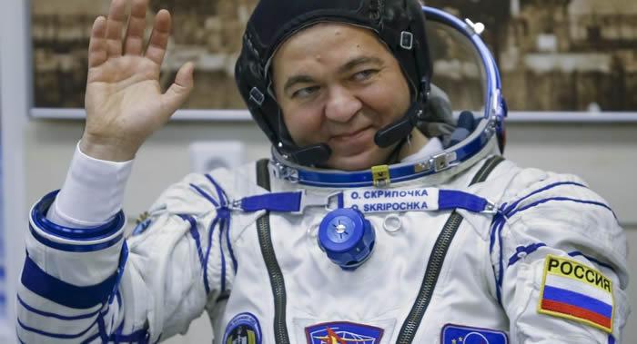 俄罗斯宇航员说在失重状态下睡觉非常舒服