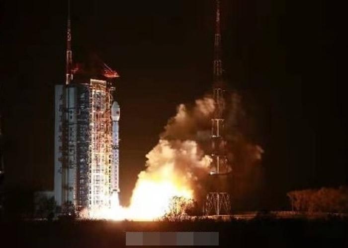 中国高分十号卫星成功发射升空 可用于防灾减灾