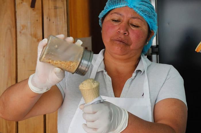 厄瓜多尔有人想到将天竺鼠制作雪糕口味 食客赞好