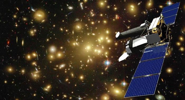 """俄罗斯-德国轨道天体物理观测台""""光谱-RG""""在太空中受到不明影响"""