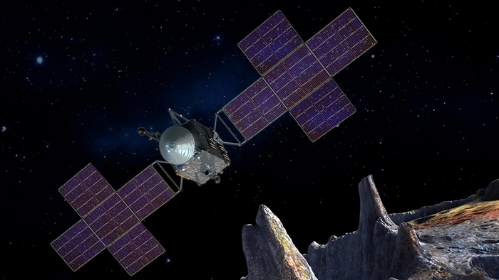 美国航天总署(NASA)的灵神星(Psyche)任务将在2026年抵达第 16号小行星灵神星──太阳系质量最大的小行星之一。 这颗小行星闪闪发亮的光泽暗示,它可