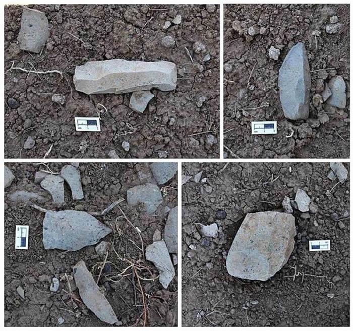 中肯旧石器联合考古项目2019年度考古工作进展