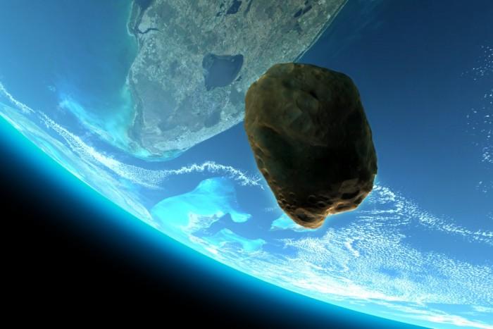 南非古老泥炭矿床中新发现的铂金峰值表明12800年前地球遭遇小行星毁灭性撞击