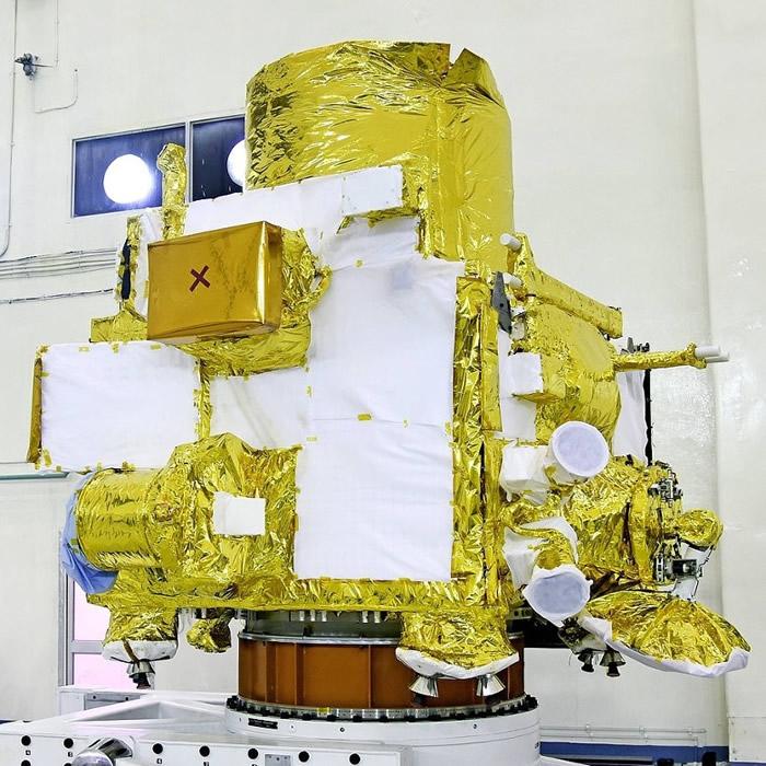 """印度月球探测器""""月船2号""""拍高清月球照片 探测矿物和水"""