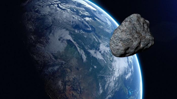 欧洲太空总署将小行星2019 SU3加入威胁地球的风险名单 或于65年后撞向地球