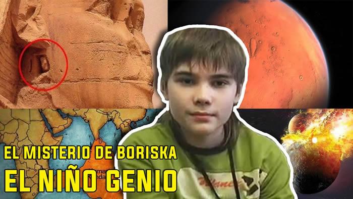 """俄罗斯""""火星男孩""""波力斯卡预言:中国担特殊使命 未来将统治地图片"""