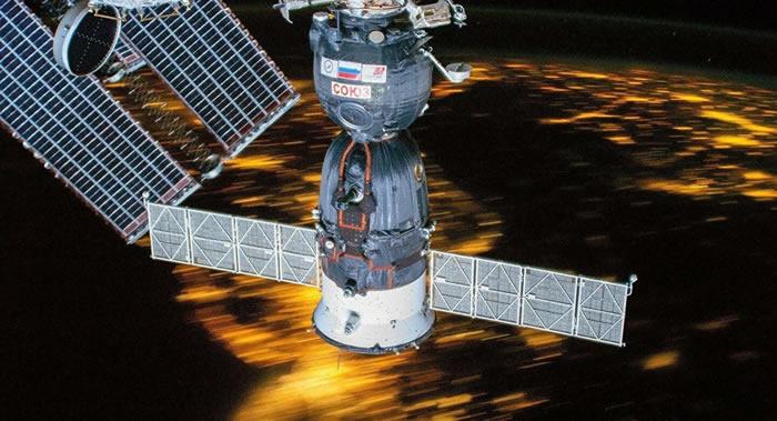 俄罗斯同意把沙特宇航员送到国际空间站