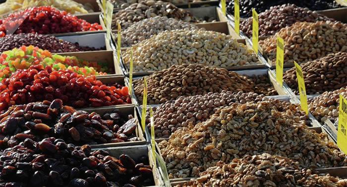 营养医师叶莲娜∙索洛马吉娜讲述干果的益处 其中黑李子和黑葡萄最有益