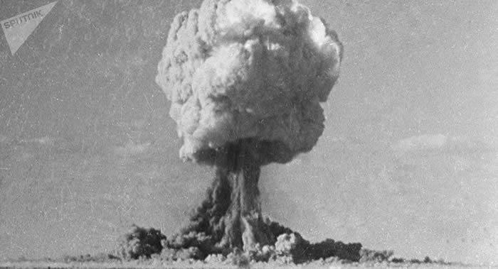 原子弹55年:为中国的创新突破奠定牢固基础