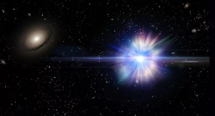 """太空天文台""""光谱-RG""""的俄罗斯望远镜记录到在银河系中心中子星上的热核爆炸"""