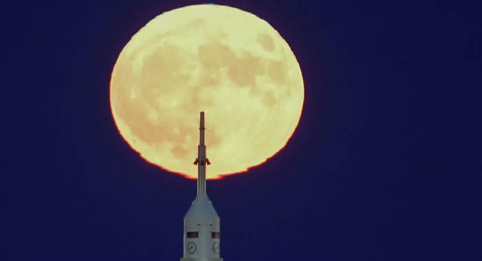 第70届国际宇航大会 俄罗斯将在美国展示登陆月球的起降模块概念