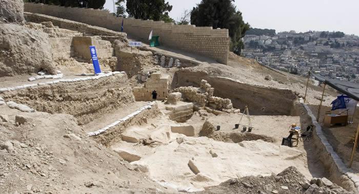 以色列考古学家在耶路撒冷挖掘出一条本丟·彼拉多时期的道路