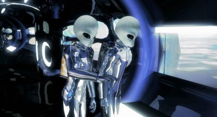 天体物理学家:发现不了外星文明的是因为于外星人使用纳米结构探测器代替宇宙飞船