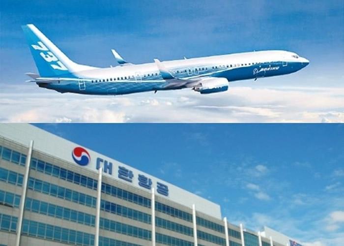 美国波音737 NG客机发现结构性裂痕 韩国紧急停飞