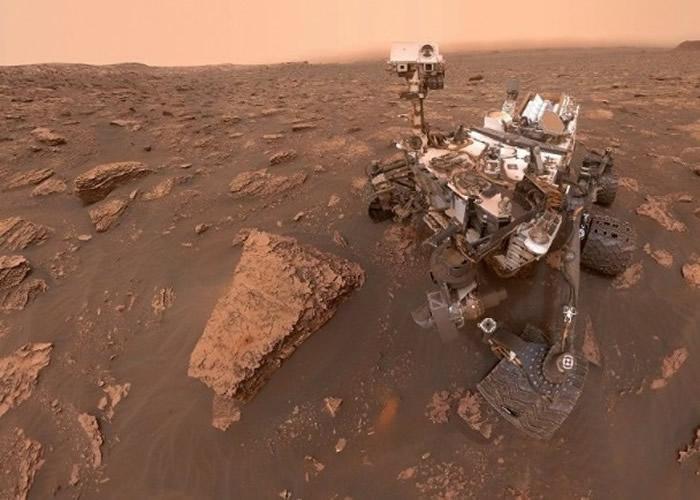 最新研究指远古火星上的水含有盐分及矿物质 适合生命存在