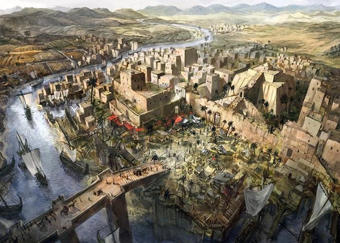 研究指突然而来的干旱和沙尘暴,是导致阿卡德帝国灭亡的原因。