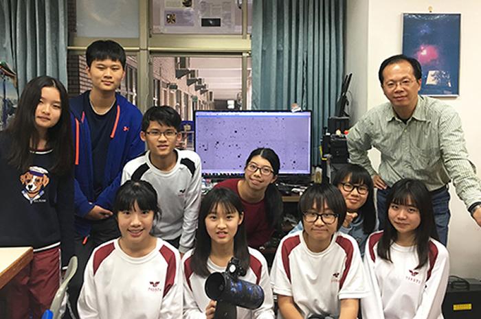 """全球首例:台湾高中生发现海王星外的太阳系天体""""烛龙""""2014 GE45 = 472235 Zhulong"""