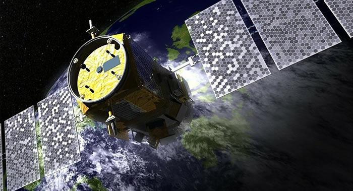 """中国在酒泉卫星发射中心成功将""""吉林一号""""高分02A卫星发射升空 卫星顺利进入预定轨道"""