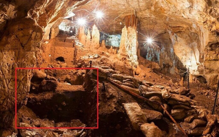 以色列北部加利利地区马诺特洞穴中发现6颗4万年前的人类牙齿化石