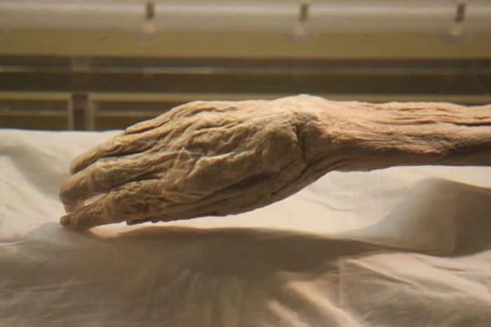 """西汉女尸""""辛追""""千年不腐 专家开始探究2200多年前的防腐黑科技"""