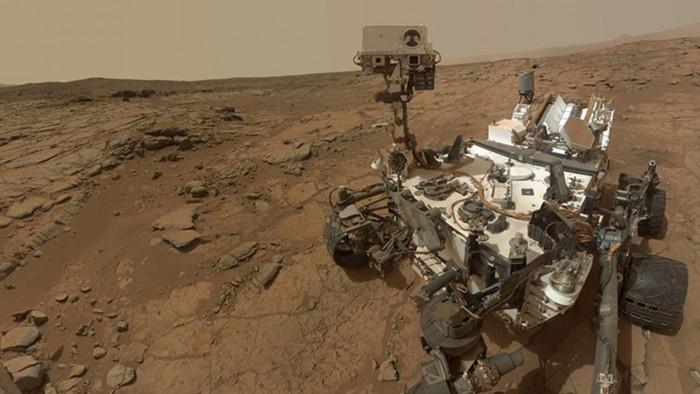 火星上的氧气含量出现剧烈的季节性波动