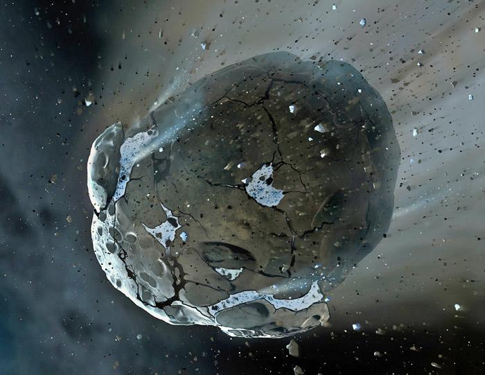 小行星481394(2006 SF6)将在11月20日经过地球