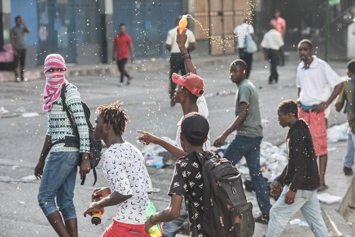 世界粮食计划署(WFP)警告:海地正逐步步向饥荒边缘 全国约3分1人需要紧急支援