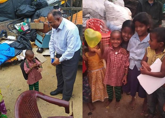 """饥肠辘辘在课室外候剩饭!印度小女孩迪夫瓦Divya因Telugu Daily刊出的""""饥饿的表情""""走红"""
