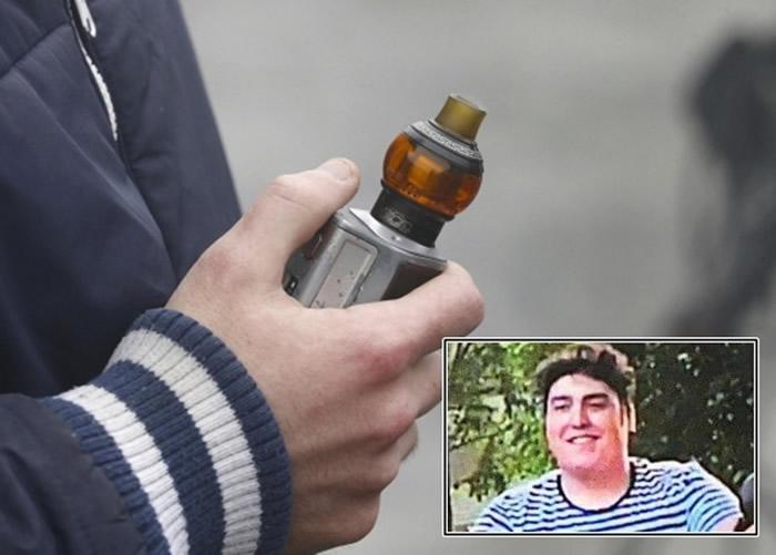 比利时出现首宗疑因吸食电子烟的致命个案 青年昏迷26日后不治