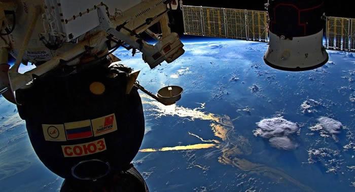 """19年来外国宇航员首次没有进入俄""""联盟""""号宇宙飞船机组名单"""