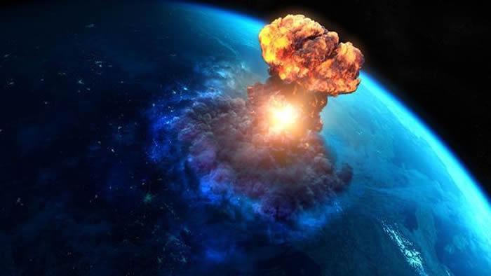 重量超过胡夫金字塔的小行星JF1正向地球飞来 可能会在2022年5月6日与地球发生碰撞